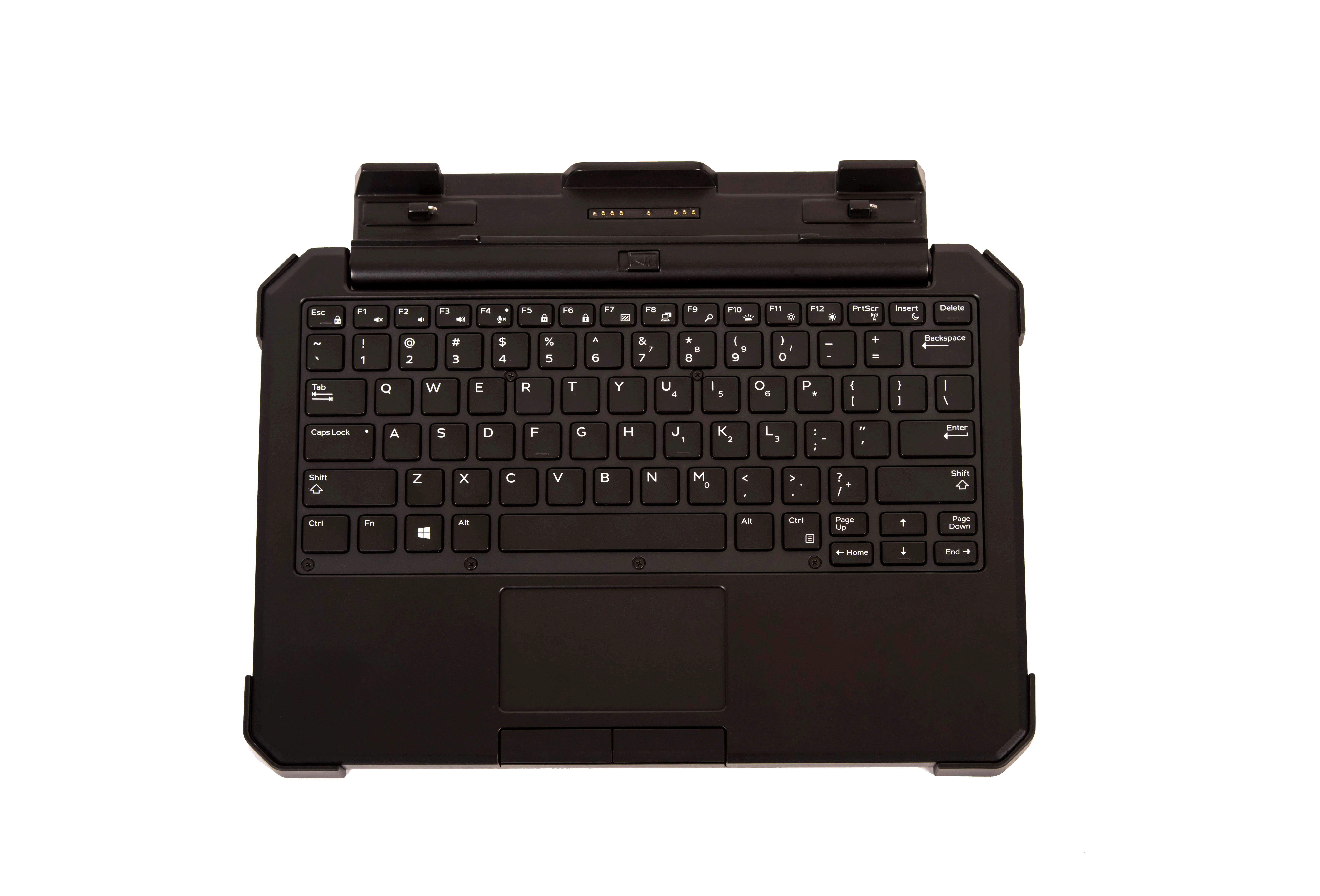 IK-DELL-AT Attachable Keyboard for Dell Latitude 12 - iKey